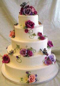 Pastelería para bodas